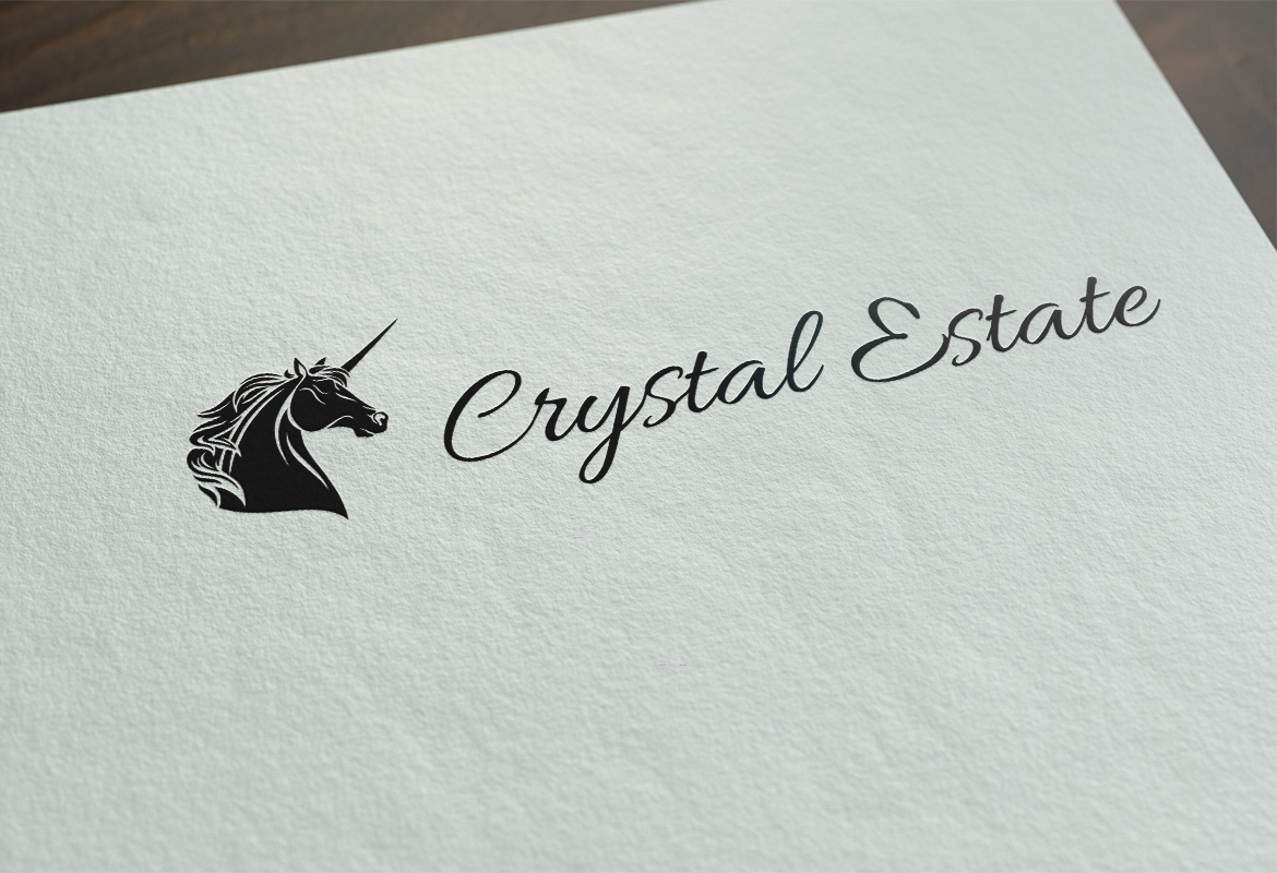 Logo Crystal Estate